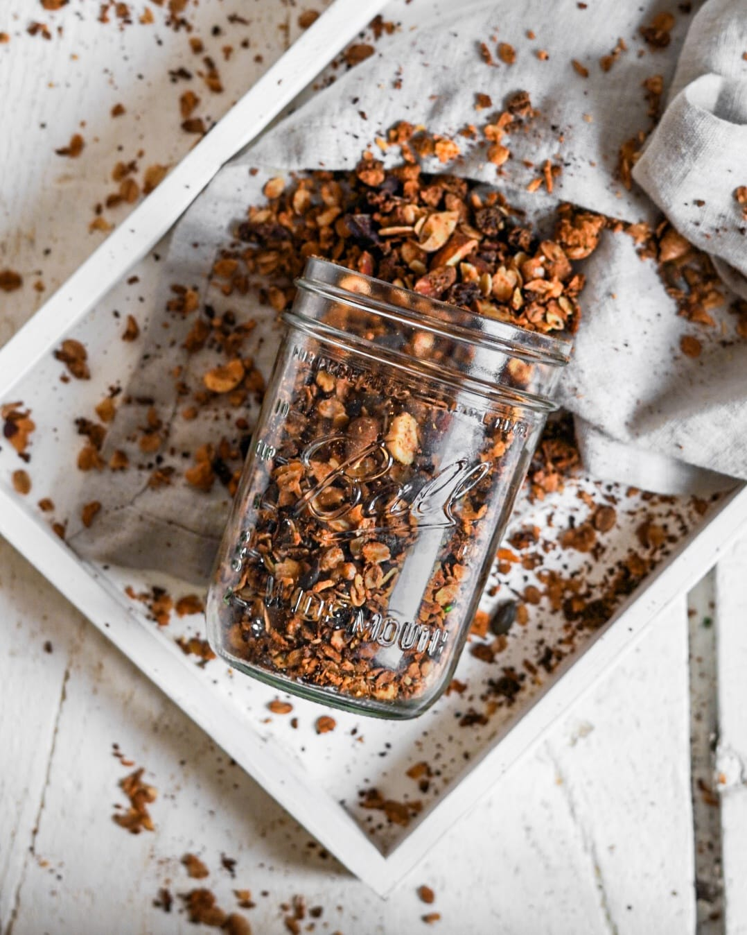 Comment faire son propre granola ?