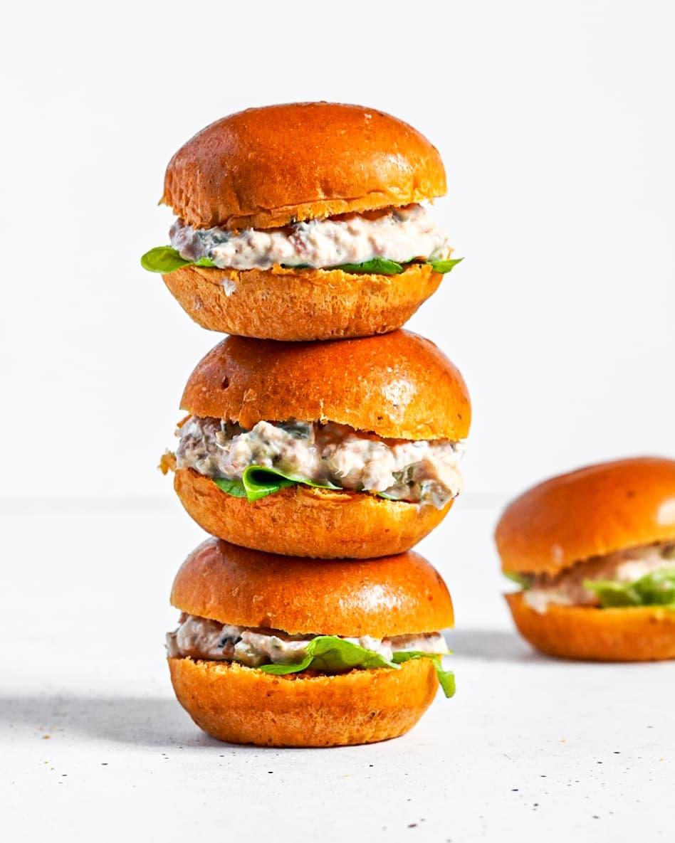 Mini buns healthy à la provençale