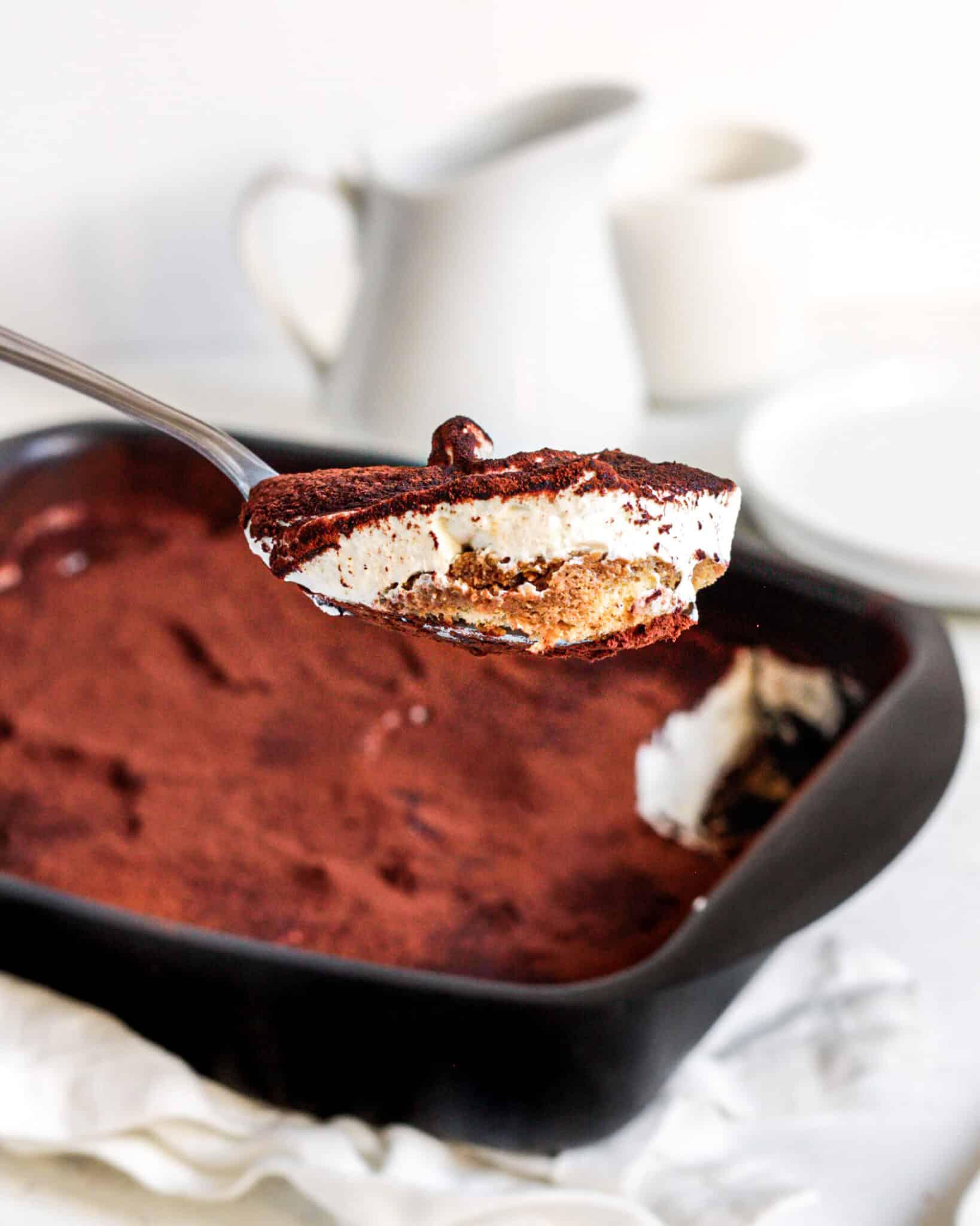 Recette tiramisu maison facile et inratable au cake factory tefal