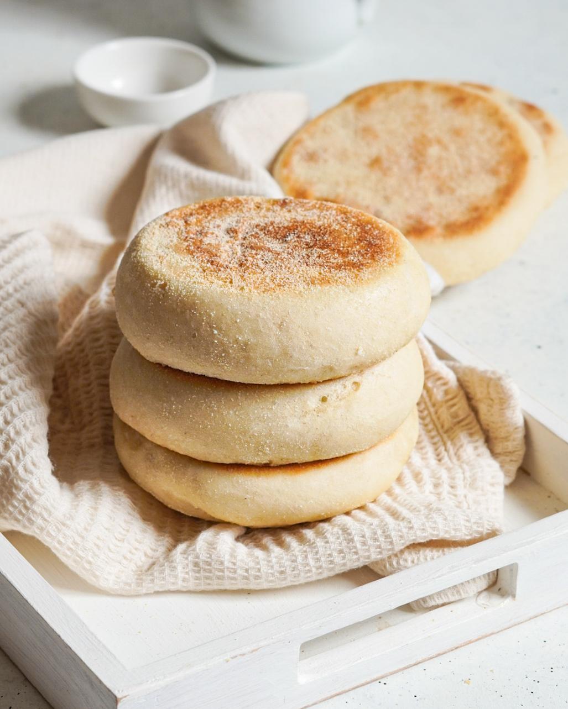 Recette muffin anglais ou english muffins