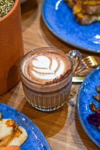 Hot chocolate kaf kaf paris