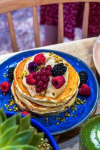 Pancakes Kaf Kaf brunc