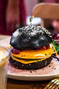 Burger Kaf Kaf brunch